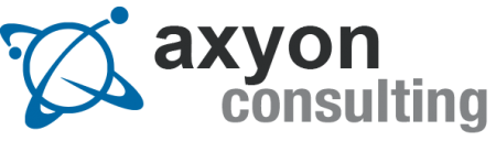 Axyon consulting Logo Transparent